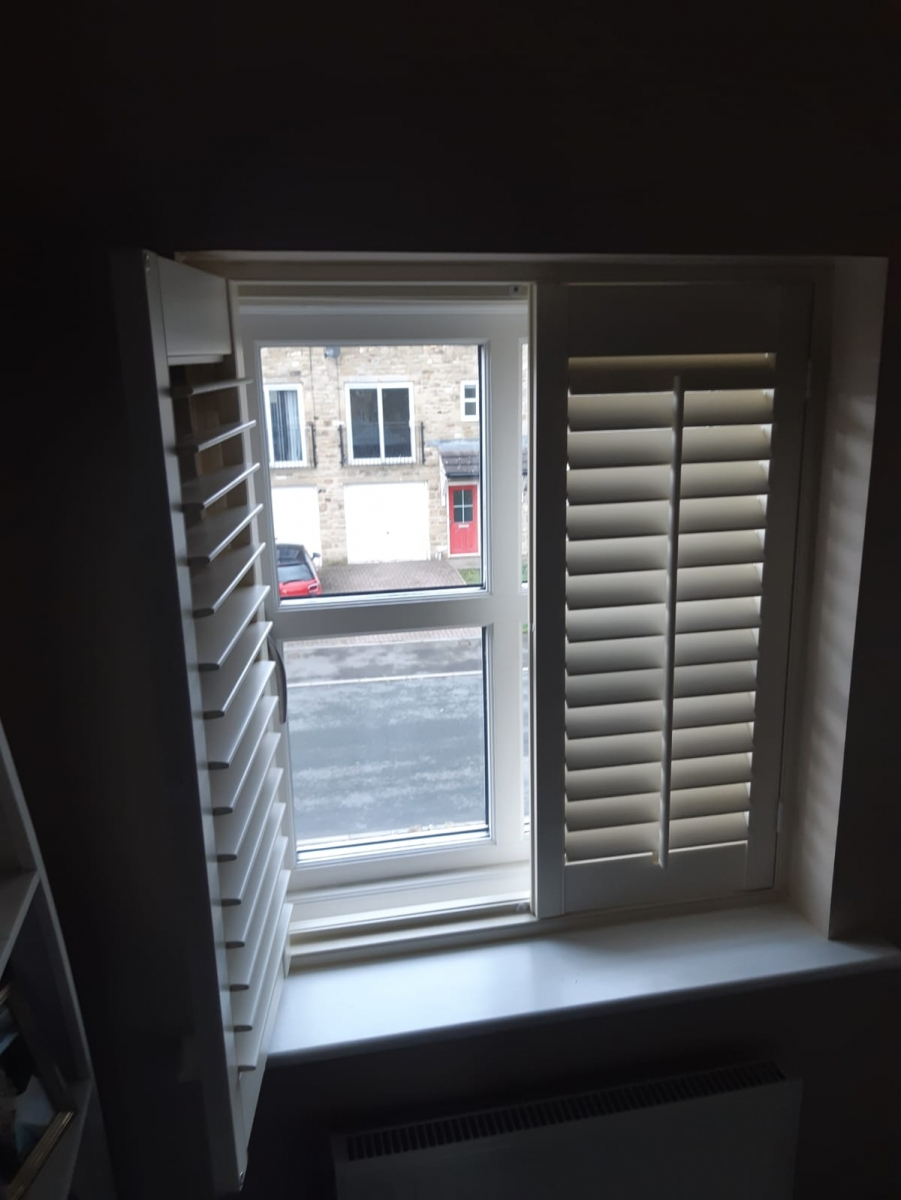 Exterior: Shutters - Blind Showroom And Fitting Services