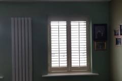 Small plantation shutter Cashmere