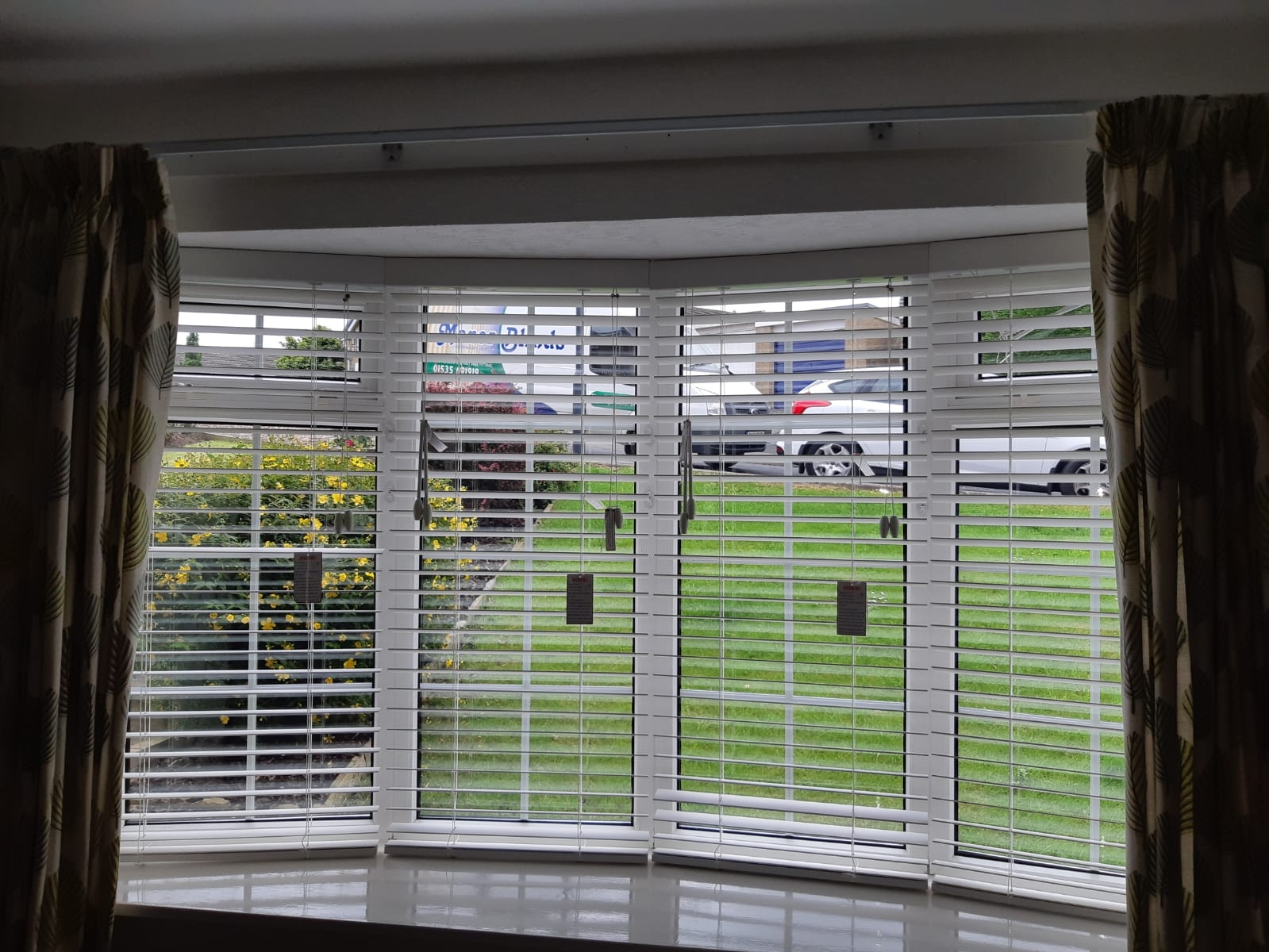 Venetian Blinds Blind Showroom And Fitting Services